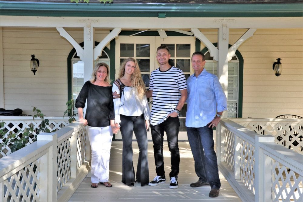 Dr Burke Ortho Temecula and Family